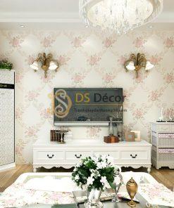 Giấy Dán Tường Phòng Khách, Phòng Ngủ Kiểu Countryside 3D149